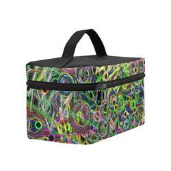 Disco Lights Lunch Bag/Large (Model 1658)