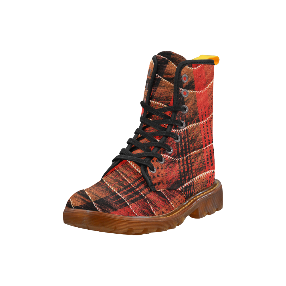 Batik Maharani #6 - Jera Nour Martin Boots For Men Model 1203H