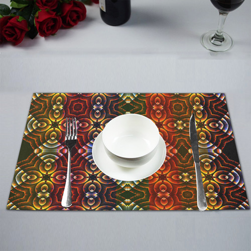 Batik Maharani #3 - Jera Nour Placemat 12''x18''