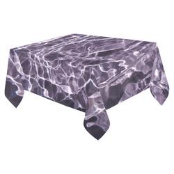 """violaceous soul Cotton Linen Tablecloth 52""""x 70"""""""