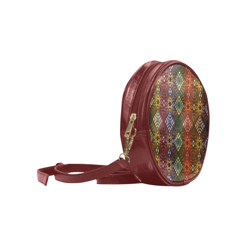 Batik Maharani #3 - Jera Nour Round Sling Bag (Model 1647)