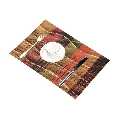 Batik Maharani #6 - Jera Nour Placemat 12''x18''