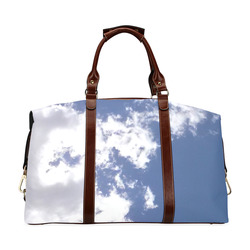 Cloud Fire Classic Travel Bag (Model 1643) Remake