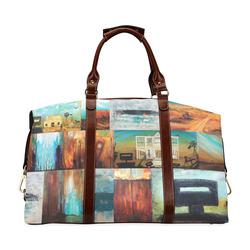 Australiana Maximum Classic Travel Bag (Model 1643) Remake