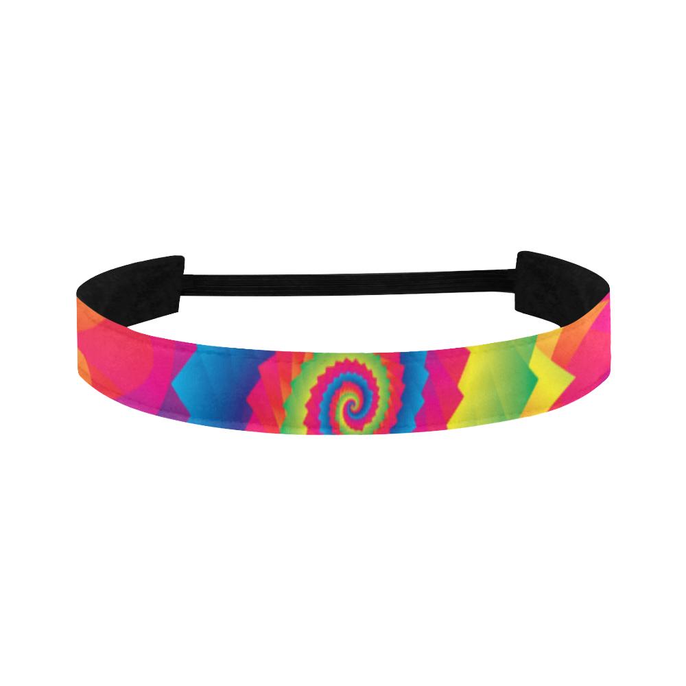 TIE DYE DESIGN Sports Headband