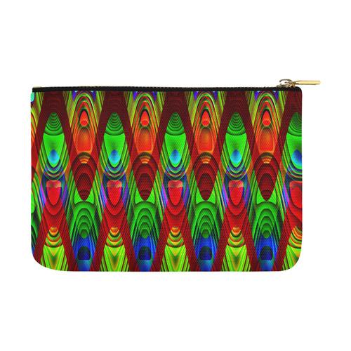 2D Wave #1B - Jera Nour Carry-All Pouch 12.5''x8.5''