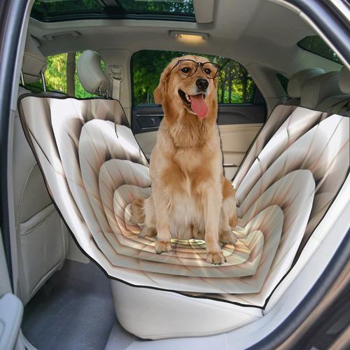 Spiral Eye 3D - Jera Nour Pet Car Seat 55''x58''
