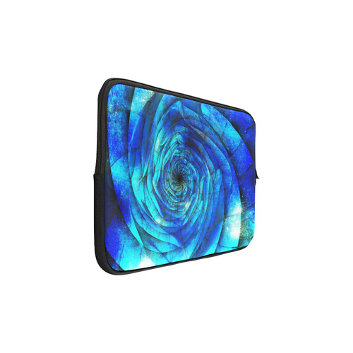 Galaxy Wormhole Spiral 3D - Jera Nour Macbook Pro 17''