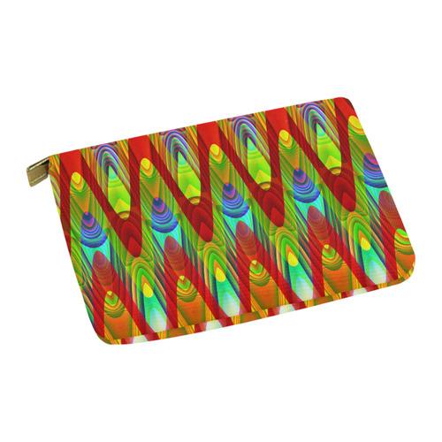 2D Wave #1A - Jera Nour Carry-All Pouch 12.5''x8.5''