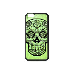 Skull20170483_by_JAMColors Rubber Case for iPhone 6/6s Plus
