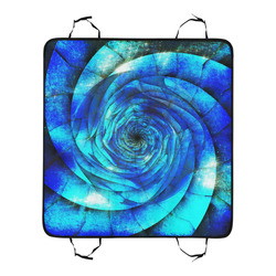 Galaxy Wormhole Spiral 3D - Jera Nour Pet Car Seat 55''x58''