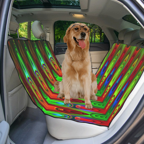 2D Wave #1B - Jera Nour Pet Car Seat 55''x58''