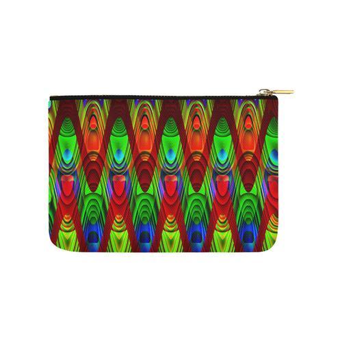 2D Wave #1B - Jera Nour Carry-All Pouch 9.5''x6''