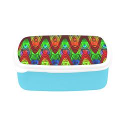 2D Wave #1B - Jera Nour Children's Lunch Box