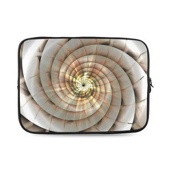Spiral Eye 3D - Jera Nour Custom Laptop Sleeve 14''