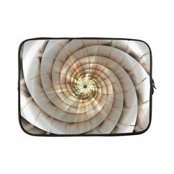 """Spiral Eye 3D - Jera Nour Custom Sleeve for Laptop 15.6"""""""