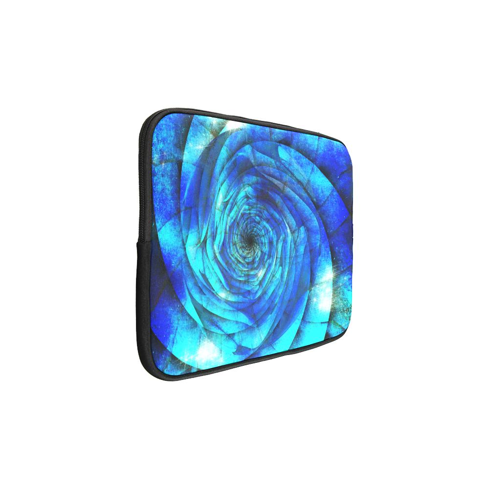 Galaxy Wormhole Spiral 3D - Jera Nour Macbook Pro 15''