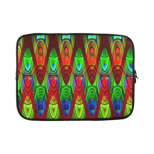 2D Wave #1B - Jera Nour Custom Laptop Sleeve 15''