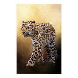 """A magnificent painted Amur leopard Poster 23""""x36"""""""