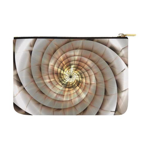 Spiral Eye 3D - Jera Nour Carry-All Pouch 12.5''x8.5''