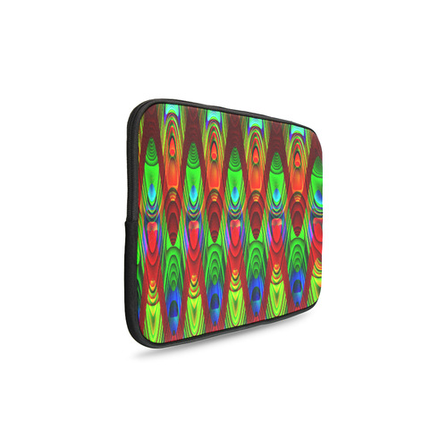 2D Wave #1B - Jera Nour Custom Laptop Sleeve 14''