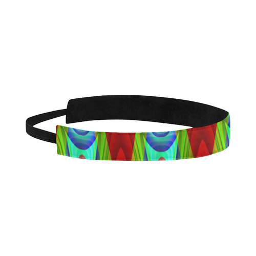 2D Wave #1A - Jera Nour Sports Headband