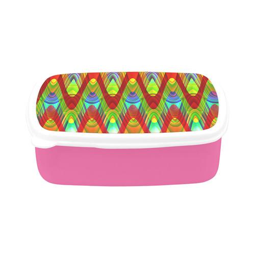 2D Wave #1A - Jera Nour Children's Lunch Box