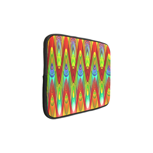 2D Wave #1A - Jera Nour Custom Laptop Sleeve 15''