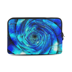 Galaxy Wormhole Spiral 3D - Jera Nour Macbook Air 11''