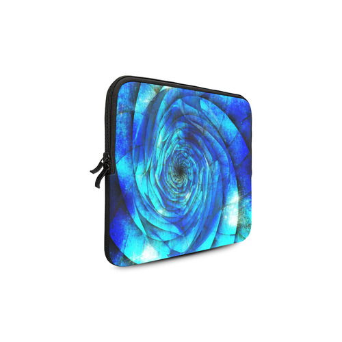 "Galaxy Wormhole Spiral 3D - Jera Nour Macbook Air 13"""