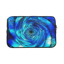 Galaxy Wormhole Spiral 3D - Jera Nour Macbook Pro 17''