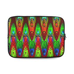 2D Wave #1B - Jera Nour Custom Laptop Sleeve 14''