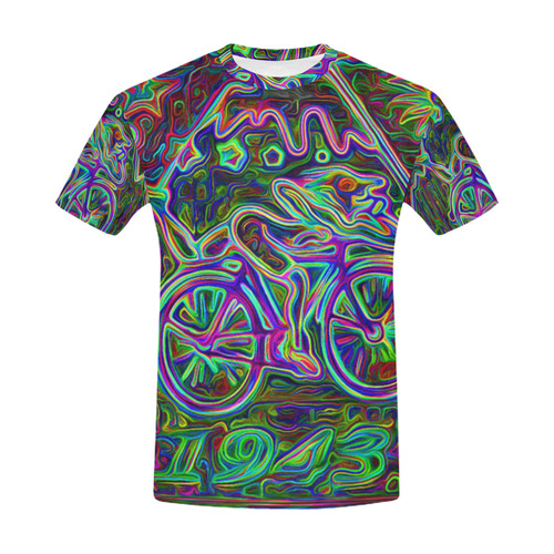 sd albhoff All Over Print T-Shirt for Men (USA Size) (Model T40)