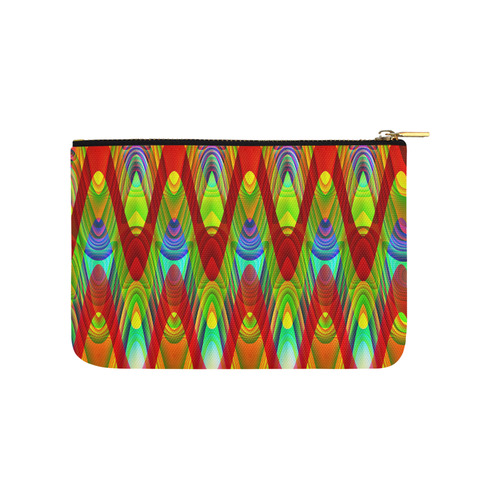 2D Wave #1A - Jera Nour Carry-All Pouch 9.5''x6''