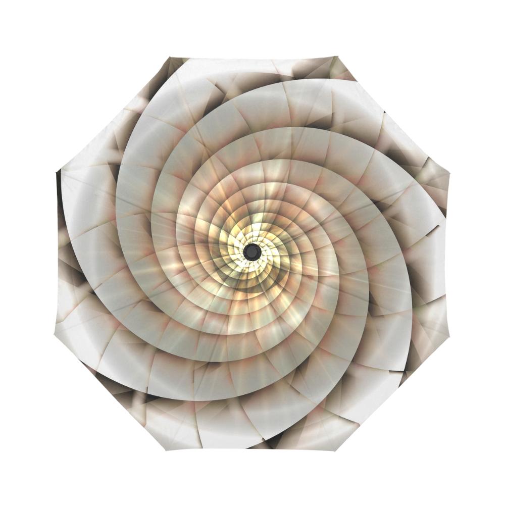 Spiral Eye 3D - Jera Nour Auto-Foldable Umbrella (Model U04)