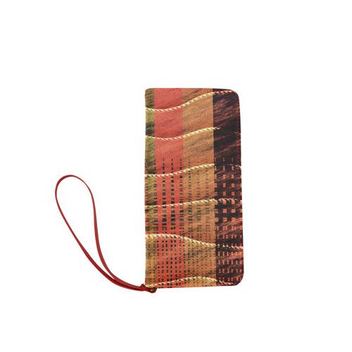 Batik Maharani #6 - Jera Nour Women's Clutch Wallet (Model 1637)