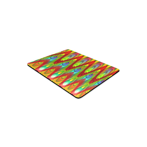 2D Wave #1A - Jera Nour Rectangle Mousepad