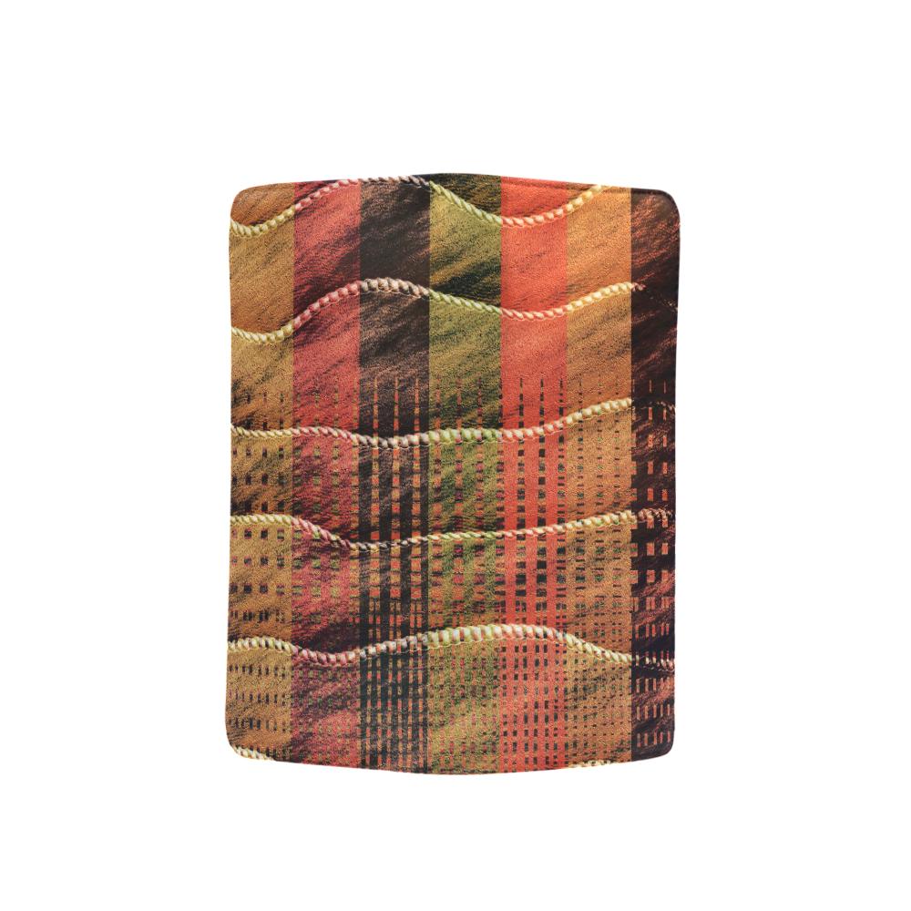Batik Maharani #6 - Jera Nour Men's Clutch Purse (Model 1638)