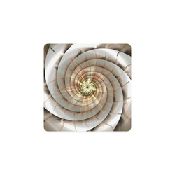 Spiral Eye 3D - Jera Nour Square Coaster