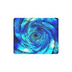 Galaxy Wormhole Spiral 3D - Jera Nour Rectangle Mousepad