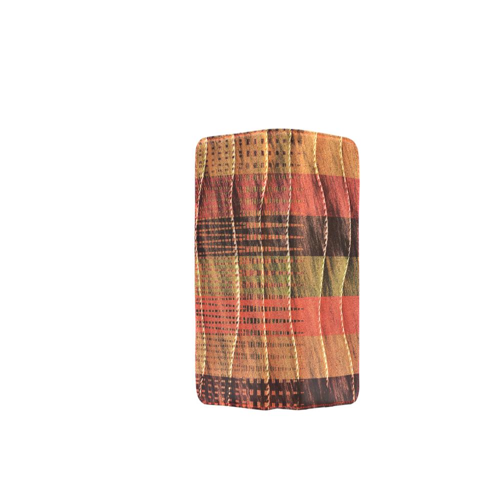 Batik Maharani #6 Vertical - Jera Nour Women's Clutch Wallet (Model 1637)