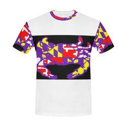 MURLIN DA CWAB All Over Print T-Shirt for Men (USA Size) (Model T40)