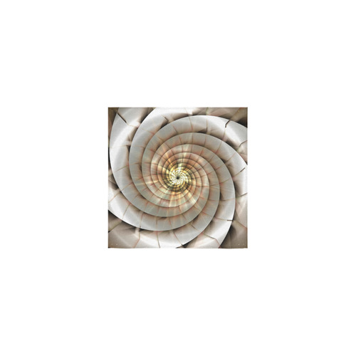 "Spiral Eye 3D - Jera Nour Square Towel 13""x13"""