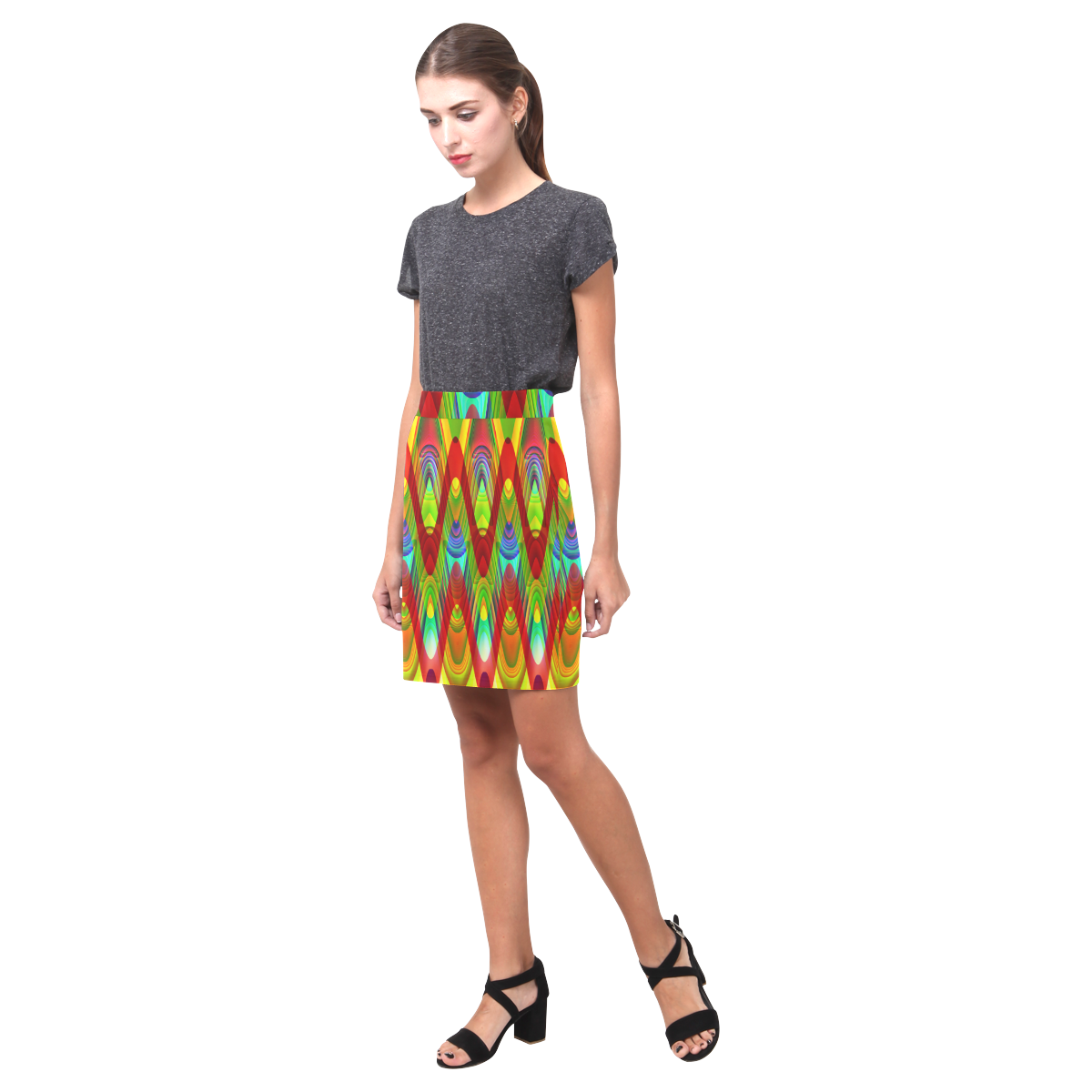 2D Wave #1A - Jera Nour Nemesis Skirt (Model D02)