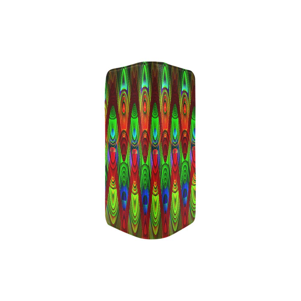 2D Wave #1B - Jera Nour Women's Clutch Purse (Model 1637)