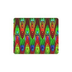 2D Wave #1B - Jera Nour Rectangle Mousepad