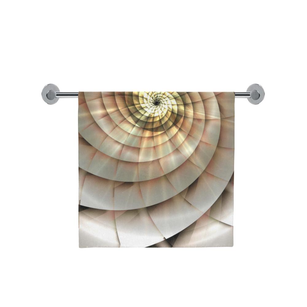 """Spiral Eye 3D - Jera Nour Bath Towel 30""""x56"""""""