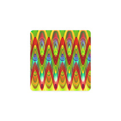 2D Wave #1A - Jera Nour Square Coaster