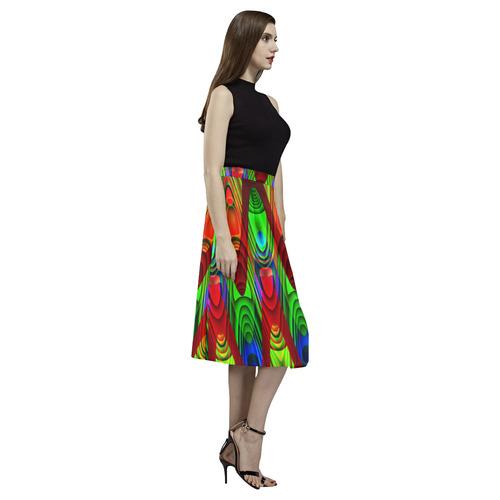 2D Wave #1B - Jera Nour Aoede Crepe Skirt (Model D16)