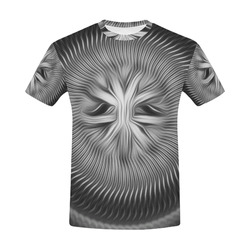 sd hap 133 All Over Print T-Shirt for Men (USA Size) (Model T40)